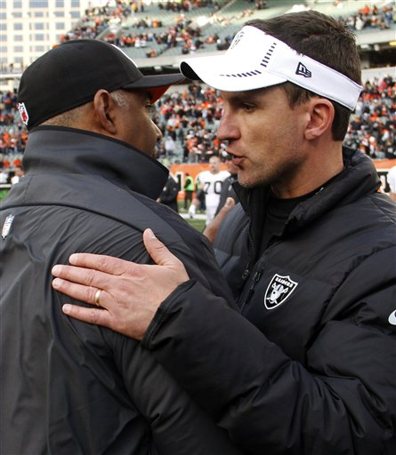 Marvin Lewis, Dennis Allen