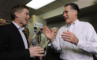 Mitt Romney, Bob McDonnell