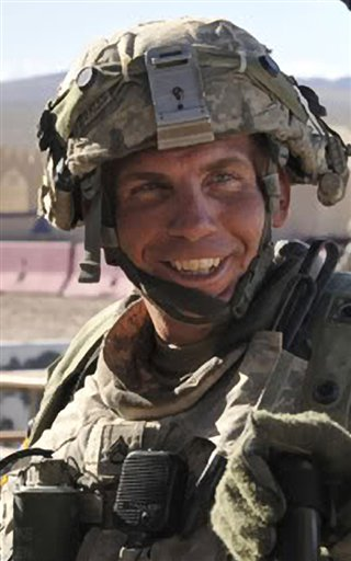 Staff Sgt. Robert Bales