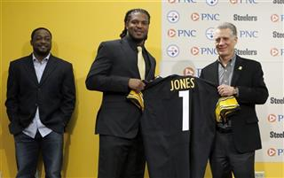 Jarvis Jones, Arthur J. Rooney II, Mike Tomlin