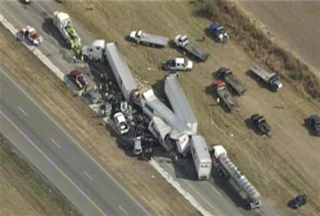 Southeast Texas Highway Crash