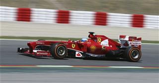Spain F1 GP Auto Racing