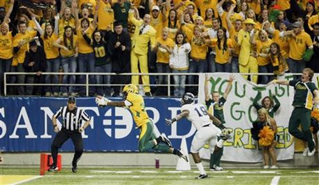 Georgia Southern North Dakota St Football