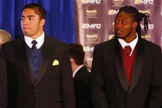 Manti Te&#039;o, Kaseem Greene