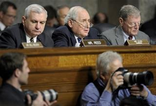 James Inhofe, Jack Reed, Carl Levin