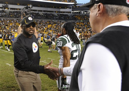 Mike Tomlin, Rex Ryan