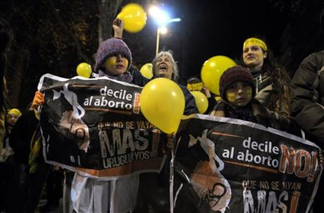 Uruguay Abortion