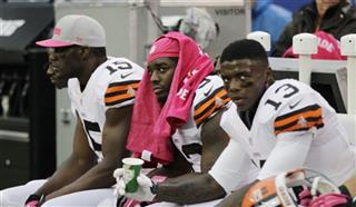 Josh Gordon,  Greg Little,  Trent Richardson