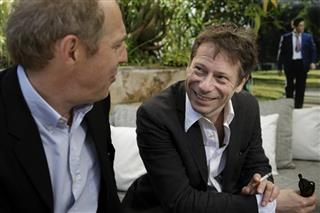 Mathieu Amalric, Arnaud Desplechin