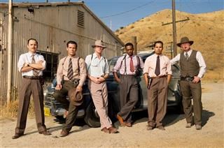 Film Review Gangster Squad