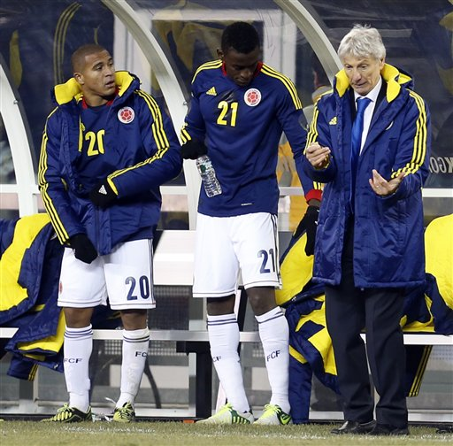 Jose Pekerman, Macnelly Torres, Jackson Martinez