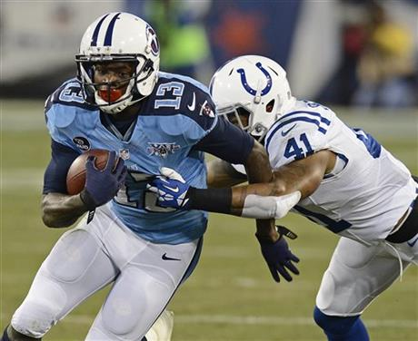 Kendall Wright, Antoine Bethea
