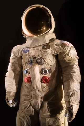 Neil Armstrong Spacesuit Fundraising