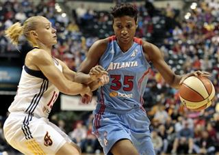 Erin Phillips,  Angel McCoughtry