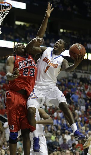 SEC Florida Mississippi Basketball