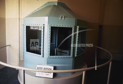 Watchf Associated Press Domestic News  California United States APHS54165 San Quentin Gas Chamber 1983