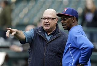 Jack Zduriencik, Ron Washington