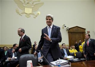John Kerry Eliot Engel, Edward Royce