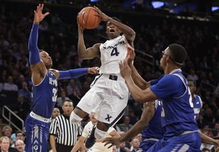 Seton Hall Xavier Basketball