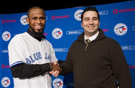 Jose Reyes, Alex Anthopoulos