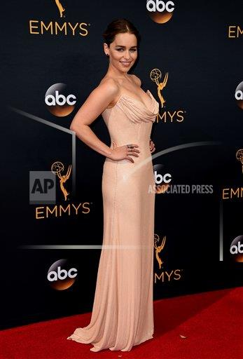 inVision Jordan Strauss/Invision/AP A ENT CA USA INVW 2016 Primetime Emmy Awards - Arrivals