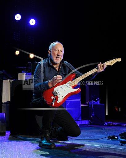 inVision Jeff Daly/Invision/AP ENT ENT FL United States T The Who in Concert - Miami
