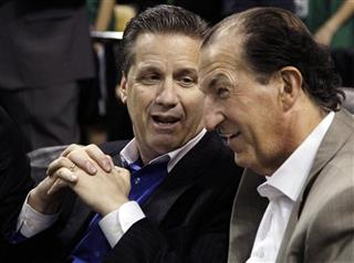 John Calipari, Joe Malone
