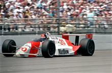 Indy 500 1990 Countdown Race 74 Auto Racing