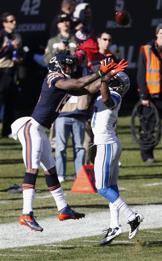 Brandon Marshall, Rashean Mathis