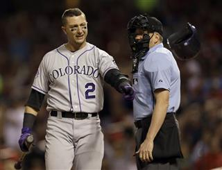 Troy Tulowitzki, Mike Everitt