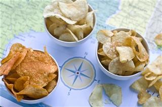 Food-Regional Potato Chips