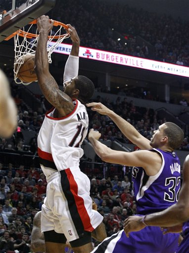 LaMarcus Aldridge, Francisco Garcia