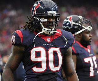Texans Clowney Football