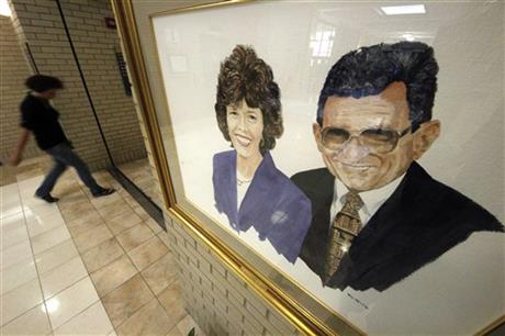Sue and Joe Paterno