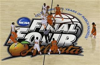 NCAA Final Four All Star Game Basketball