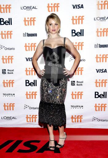 "2017 TIFF - ""Mother!"" Premiere"