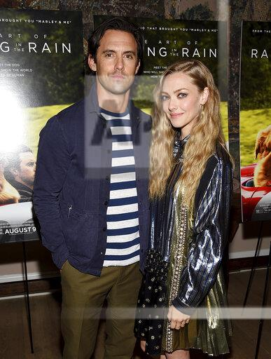 "NY Special Screening of ""The Art of Racing in the Rain"""