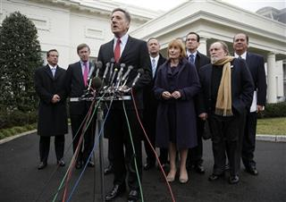 Peter Shumlin, Alejandro Garca Padilla, John Hickenlooper,  Martin O&#039;Malley, Maggie Hassan, Dan Malloy,  Neil Abercrombie, Earl Ray Tomblin