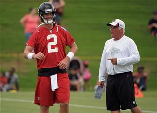 Matt Ryan, Mike Smith