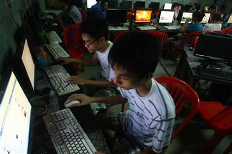 Vietnam Internet Crackdown