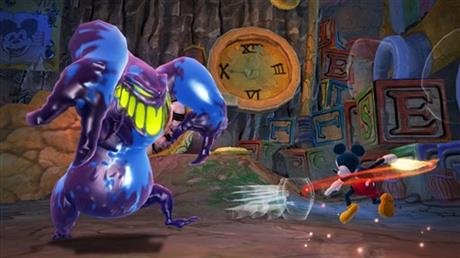 Game Review-Epic Mickey 2