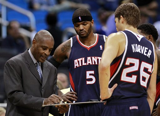 Larry Drew, Josh Smith, Kyle Korver