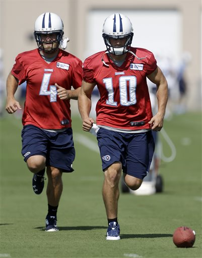 Ryan Fitzpatrick, Jake Locker