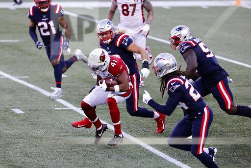 Cardinals Patriots Football