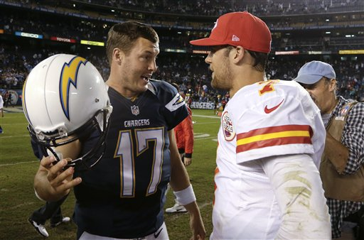 Philip Rivers, Matt Cassel