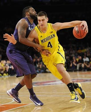 Thomas Gipson, Mitch McGary
