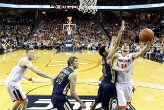 Georgia Tech Virginia Basketball