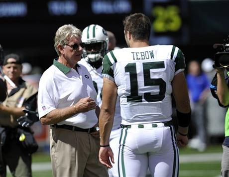 Mike Westhoff, Tim Tebow