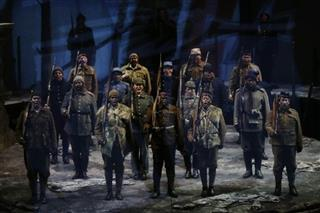 Opera Review Silent Night