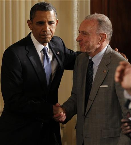 Barack Obama, Arlen Specter